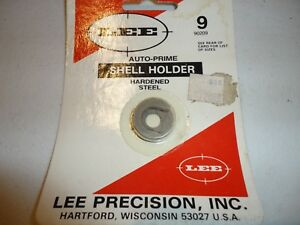 Lee 90209 Auto Prime Hand Priming Tool Shell holder #9 41 Magnum