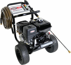 INDUSTRIAL GRADE SIMPSON POWERSHOT PS3835 3800 PSI  3.5 GPM Pressure Washer