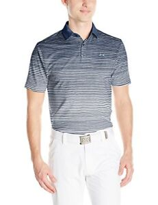 Under Armor UNDER ARMOUR UA COOLSWITCH TRAJECTORY STRIPE POLO 1290148 408... PO