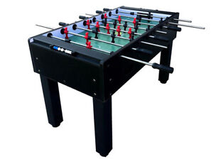 PERFORMANCE GAMES SURE SHOT 1 FOOSBALL TABLE BRAND NEW 2 YEAR WARRANTY