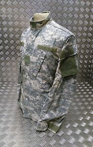 Genuine US Military Issue ACU Digital Camo Ripstop LW Jacket - All Sizes