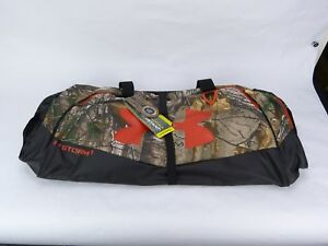Under Armour Storm Camo Realtree Undeniable Large Duffel Bag Retail $75