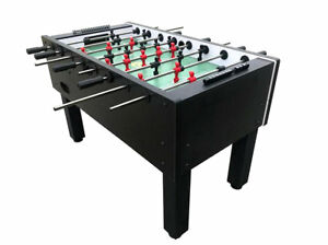 PERFORMANCE GAMES SURE SHOT CA  FOOSBALL TABLE BRAND NEW 2 YEAR WARRANTY
