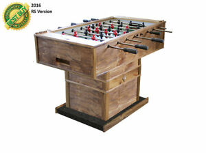 PERFORMANCE GAMES SURE SHOT RP RUSTIC MODEL  PEDESTAL TABLE BRAND NEW FREE SHIP