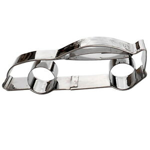 Sports Car Cookie Cutter Stainless Steel