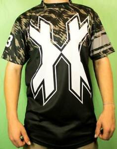 HK Army DryFit Paintball Shirt - MR H Tiger Camo - XL