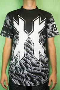 HK Army DryFit Paintball Shirt - MR H Urban Camo - Large
