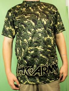 HK Army DryFit Paintball Shirt - All Over Tiger Camo - Small