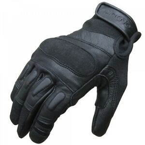 CONDOR HK220-002-12 Tactical KEVLAR Leather Padded Knuckle Military Glove - XXL