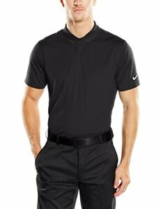 NIKE Men Dri-FIT Victory Solid Athletic Golf Polo Sport Shirt Lot Size S - 2XL