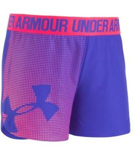Under Armour Toddler Girl's Play Up Shorts