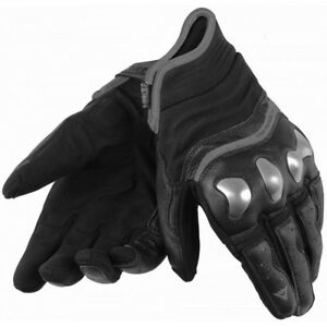 Motorcycle Gloves DAINESE X-RUN BLACK - size XS