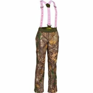 Under Armour Womens Scent Control CGI Gpowder Pant (Realtree Xtra) 1247076-946