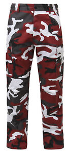 Rothco Red Camo BDU Pants $39.99