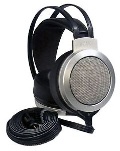 New STAX condenser type ear speaker SR-007A With tracking EMS From Japan