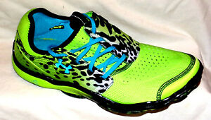 UNDER ARMOUR MENS TOXIC SIX MPZ RUNNING TRAINING SHOES 99% TREAD SIZE-10