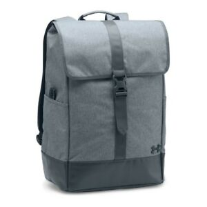 Under Armour Downtown Pack Stealth GrayStealth Gray Womens Bag Backpack NEW