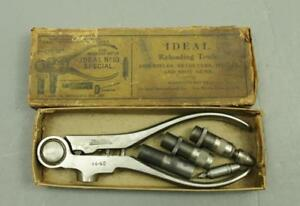 Lyman Ideal #3 Tong Ammo Reloading Tool in Box - 44 WCF 44-40