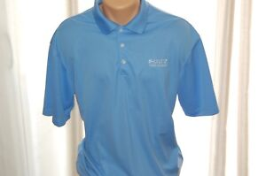 NIKE GOLF POLO SHIRT Sony Pictures Custom large Dri Fit