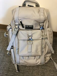Under Armour Men's UA CORDURA Regiment Backpack Graystone Color