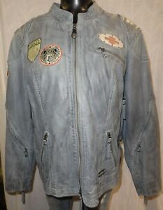 Harley Davidson Women's Firebrand Leather Jacket