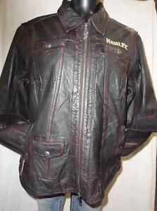 Harley Davidson Women's Newberry Leather Jacket