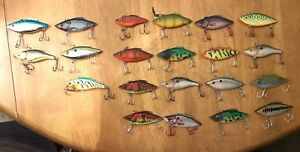 fishing lures lot of 16