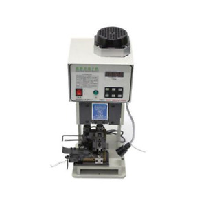 220V Automatic Wire Crimping Machine 1.5T Low Noise Terminal Crimping Machine m