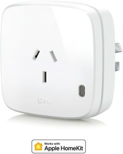 Elgato Eve Energy (AU) - Switch And Power Meter With Apple HomeKit Technology