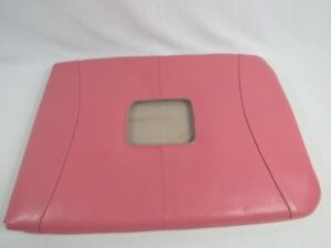 "Mac Case Pink Leather 13"" Laptop Sleeve - Really nice!"