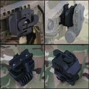 Tactical FAST Helmet Accessories HL1 A Light Mount BLACK FREE SHIPPING
