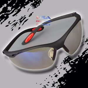 Medical Grade Scratch Resistant Safety Shooting Droplet Protective Glasses