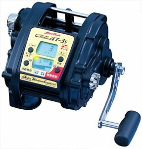 Free Shipping Miya Epoch Electric Reel Light Tackle Command AT-3 New from JapanS