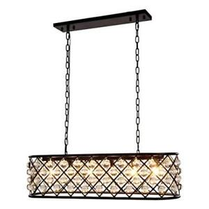 1215 Madison Collection Pendant Lamp L:40in W:13in H:15in Lt:6  Finish Royal ...