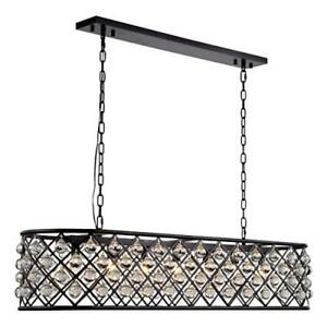 1215 Madison Collection Pendant Lamp L:50in W:13in H:15in Lt:7  Finish Royal ...