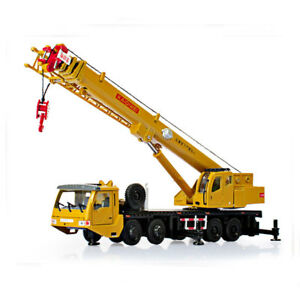 1:55 Scale Diecast Mega Lifter Crane Construction Equipment Toys Model Gift
