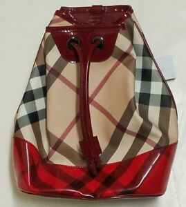 Burberry Mini Small Backpack Women's or Children's 14