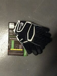 Cutters Ultimate Grip Gloves-Size Medium Adult-CL