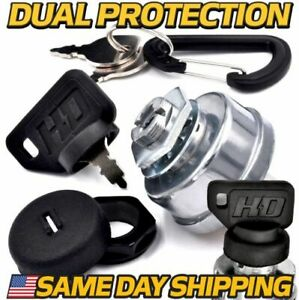 Ignition Switch Replaces Snapper Simplicity 1686734SM w/Dual Dust Shield System
