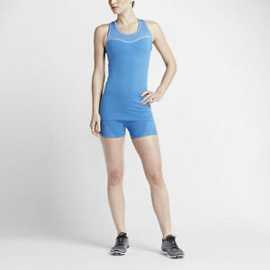 New Nike XL Pro Hypercool Limitless Womens Tank Top 725654 435 $55 x large $26.99