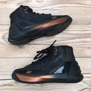 Under Armour Curry 3 ASW Kids Youth Sizes 11k 12k Basketball Shoes 1303609 001 $48.99