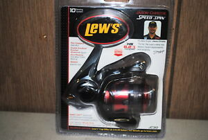 New Lew's Jason Christie Speed Spin Spinning Fishing Reel JC30C
