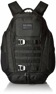 Hiking Backpack Sports Under Armour Bag Water Resistant Fabric Firm Fit Comfort