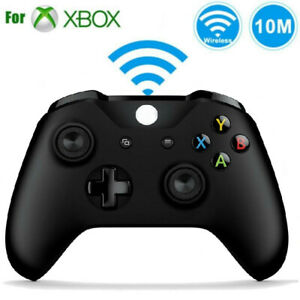 Wireless Controller Gamepad Joystick for Xbox One (Black) - BRAND NEW -US STOCK