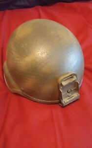 Specialty Defense Systems ACH Army Helmet Sz M WBaseplate. Airsoft paintball