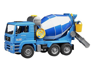 Cement Mixer Construction Site Toy Road Large Truck For Girl Toddler Boy Kid