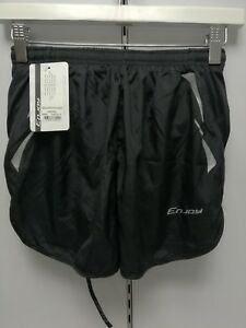 New Running short for Man Brand Enjoy Size Large with liner inside INT SHIPP
