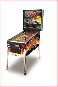 NEW Attack From Mars Remake Special Edition Pinball Machine In Stock!!!