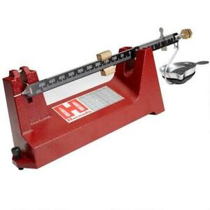 Hornady Beam Balance Powder Scale Laser Etched Markings 050109