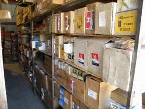HUGE Collection of NOS Car Parts ACDelco Starters CarbsToolsBooksDiesel